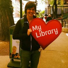 #library love in #pdx
