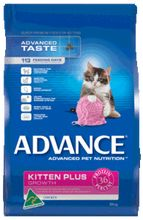 Advance Cat Kitten My kitty's are going to love this