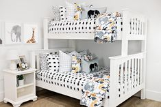Styled for Bunk Beds – Beddy's Make Your Bed, How To Make Bed, Girls Bedroom, Bedroom Decor, Bedroom Ideas, Beddys Bedding, Zipper Bedding, Shared Bedrooms, Small Rooms