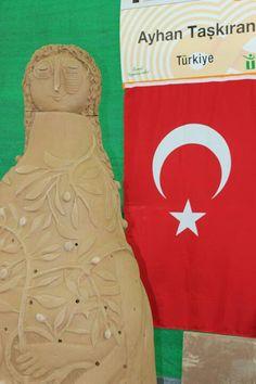 Terra Cotta Sympisiym, Turkish artist