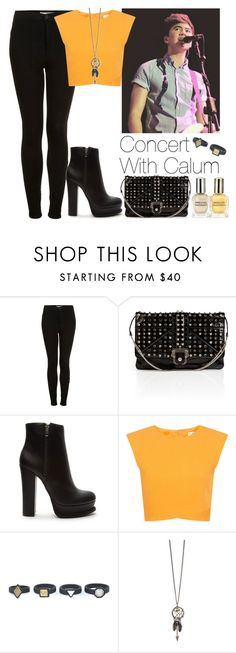 """""""Concert with Calum"""" by lovatic92 ❤ liked on Polyvore featuring mode, Topshop, Paula Cademartori, Forever 21 en Miss Selfridge"""