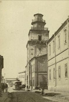 Turnul Colței 1872 - fotograf Andreas Daniel Reiser Bucharest Romania, My Town, Time Travel, Geography, Europe, Memories, Awesome, Photography, Buildings