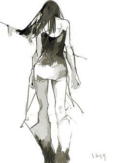 ♥ Anime ♥ Animê // Animé Mangá // Manga // Animation // #anime // Tae // snnn // by snnn