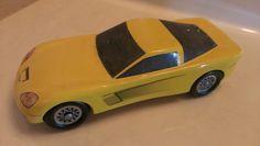 Corvette Pinewood Derby