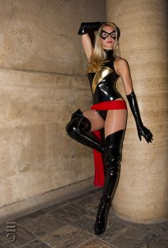 Ms Marvel cosplay - Page 2 - Statue Forum Cool Costumes, Cosplay Costumes, Ms Marvel Cosplay, You Look Stunning, Deviantart, American Comics, Best Cosplay, Awesome Cosplay, Halloween Cosplay