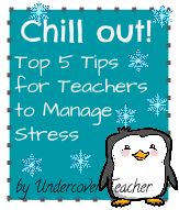 Stress Management Activities, Management Tips, Guided Math, Guided Reading, First Day Of Winter, Reading Stations, Natural Stress Relief, Teacher Blogs, Teacher Favorite Things