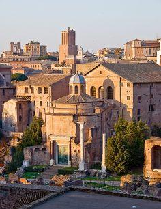 Rome, Italy - The Forum?