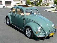 """Oldbug.com Vintage VW's For Sale - Had an old LHD bug Swiss registered in 1990. Super """"people's"""" car."""
