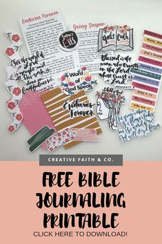 Raise your hand if you love freebies Today I have an awesome new resource for you all that is a collaboration with my sweet and talented friend Josie of gospe