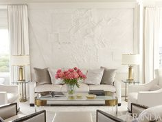 8 Rooms That Prove All You Need is White - White Decor - How to Decorate With White - Veranda