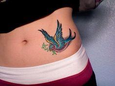 Tattoo Pictures, Tattoo Photos, Tattoo Artwork Ideas Gallery: Bird Tattoos