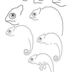 Hayvan Resimleri Nasıl Çizilir? 33