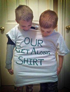 Fighting siblings solution