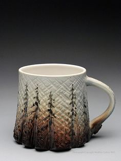 Dow Redcorn's functional and decorative ceramics