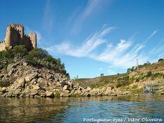 Castelo de Almourol - Portugal by Portuguese_eyes, via Flickr