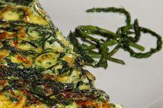Godt og Sunt: Vill Asparges Omelett