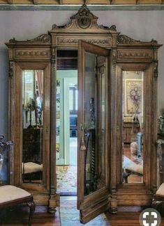 Ideas secret door in houses hidden rooms narnia Armoire Entree, Architectural Salvage, Door Design, Window Design, My Dream Home, Dream Homes, Diy Home Decor, Decor Room, New Homes