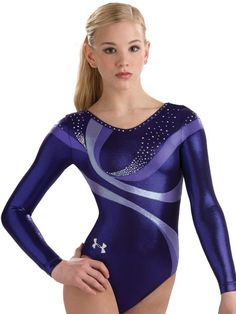 women's long sleeve leotards | ... > Special Order > Women's Long Sleeve Leotards > UA Sophisticated