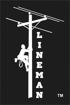 Lineman Decal Lineman Wear - Clipart Suggest Printable Flower Pictures, Electrical Lineman, Journeyman Lineman, Lineman Gifts, Power Lineman, Cricut Explore Air, Crafty Projects, Vinyl Designs, Cricut Design
