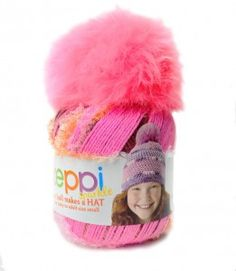 Introducing Keppi: our newest Lion Brand Yarn!