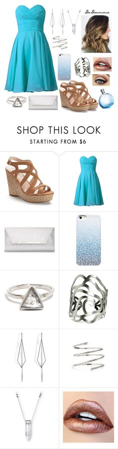"""""""Formal Summers"""" by dadrumma on Polyvore featuring Jennifer Lopez, Dorothy Perkins, Diane Kordas, Venus, Summer, cute, formal, girly and girlsnightout"""