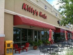 Kitty's Kafe.  Oh yeah. Crab or beef tenderloin eggs Benedict, Bloody Mary's and screwdrivers. Most fabulous brunch in Gulf Shores, AL