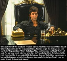 Scarface Quotes - Funnyzela.com