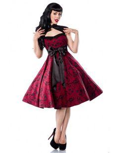 robe-rockabilly-spring-jane-rouge
