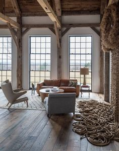 Modern Farm House by Bunsa Studio