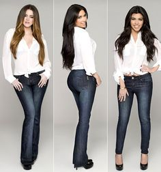 Shop Women's kim kardashian size 8 Pants at a discounted price at Poshmark. Description: Kim kardashian ankle curvy skinny denim pants brand new. Curvy Outfits, Plus Size Outfits, Fall Outfits, Denim Jeans, Skinny Jeans, Curvy Fashion, Plus Size Fashion, Pear Shape Fashion, Fashion Top