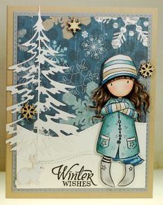 A thousand sheets of paper: Winter Wishes...