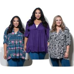 Tunic Time #plussize #ootd