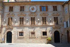 Palazzo comunale #marcafermana #montegiberto #fermo #marche