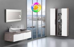 Modern Banyo Dolabı Evinizi zevklerinize göre yenileriz.