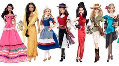 BARBIE'S DOLLS OF THE WORLD Sparks Debate Over Cultural Stereotypes | By  Kacy Capobres/ Published April 10, 2013 / Fox News Latino