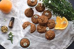 NEW BLOG ENTRY: Wild Orange Chamomile Muffins!