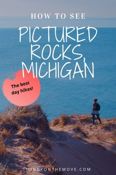 Are you dreaming of exploring Pictured Rocks National Lakeshore in Upper Peninsula Michigan but unsure how to see it by foot? In this post, I'll give you the best and must-hike trails that will take you to the most breathtaking scenery this park has to offer. #michigan #michigantravel #puremichigan #midwest #midwesttravel #usatravel #hikingtrails #besthikes #exploremore #traveldestinations #travelguide #hike #hikingtips #hiking #ustravel #bestdestination #getoutside #neverstopexploring…