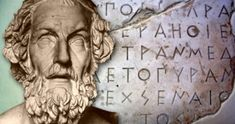 February 9 is the International Greek Language Day Greek Writing, Latin Text, Colors And Emotions, Greek Language, Greek Alphabet, Ministry Of Education, Greek Culture, Greek Words, Greek Art