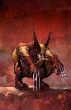 Weapon X by Francis Tsai