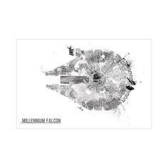 Star Wars Vehicle // Millennium Falcon