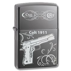 US Military Colt Zippo Find our speedloader now! http://www.amazon.com/shops/raeind