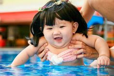 InFacts Hub: Le Pham Kha DI  A Little Mermaid Baby