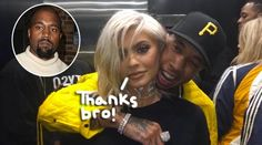 Well, Tyga can NEVER dump Kylie Jenner now! On Wednesday, Kanye West revealed he signed his sister-in-law's boyfriend to his G.O.O.D document label throughout his pop-up present on the Highline Ballroom in NYC. Of course, this thrilling information comes amid the Rack City...