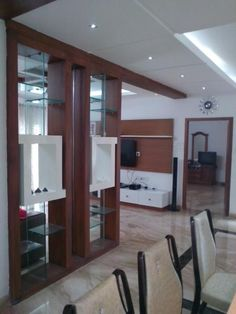 Living Room Dining Partition