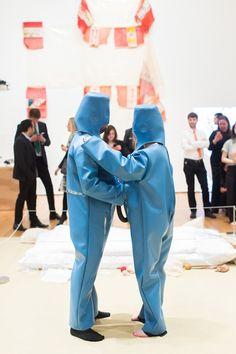 Lygia Clark no MoMA (Foto: Scott Rudd / courtesy MoMA)