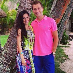 Halfway through our honeymoon and loving every minute of it #honeymoon #mariaandphil #borabora #frenchpolynesia