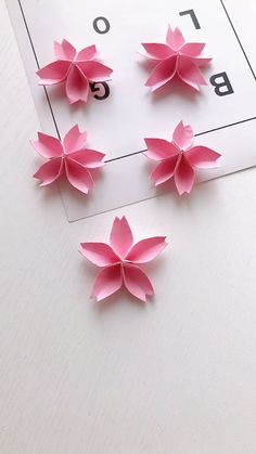Origami's Butterfly - Origami's Butterfly –. Cool Paper Crafts, Paper Flowers Craft, Paper Crafts Origami, Diy Crafts For Gifts, Flower Crafts, Creative Crafts, Paper Origami Flowers, Paper Butterfly Crafts, Paper Butterflies