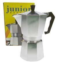 Espressokeitin 3 junior alumiini