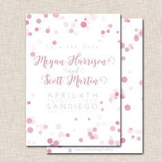 Modern Wedding Invitations Canada 1294