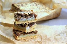 Do you LOVE pecan pie on Thanksgiving? Then why miss out the rest of the year? These pecan pie bars are easy to make using healthy ingredients.